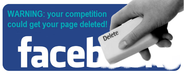FB competition delete